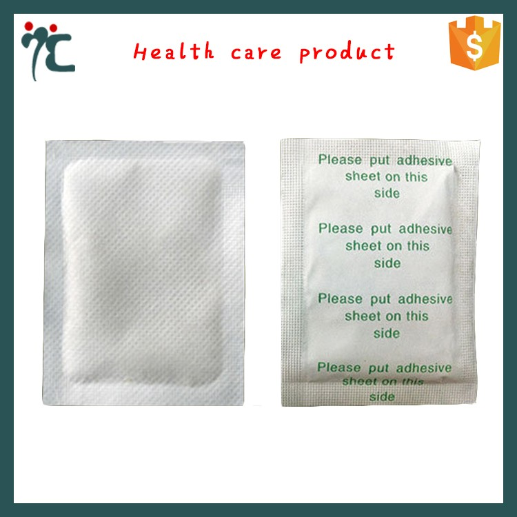 Natural herbal extracted Detox Foot Pads Patches Medical Plaster
