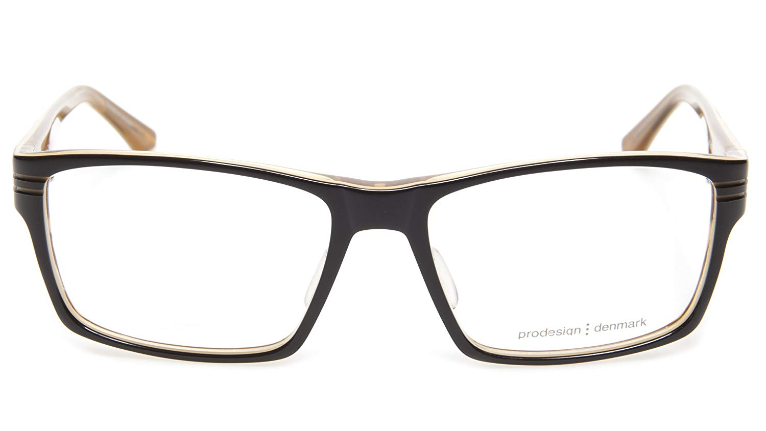 92271af77dde Get Quotations · NEW PRODESIGN DENMARK 1699 1 c.5222 CHOCOLATE EYEGLASSES  57-17-140 B38mm