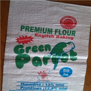 Services printed bags opp pp woven sack Manufacturers