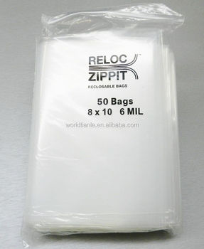 Small Size Ziplock Bag 2mil Standard Weight For Gifts Package Product On Alibaba