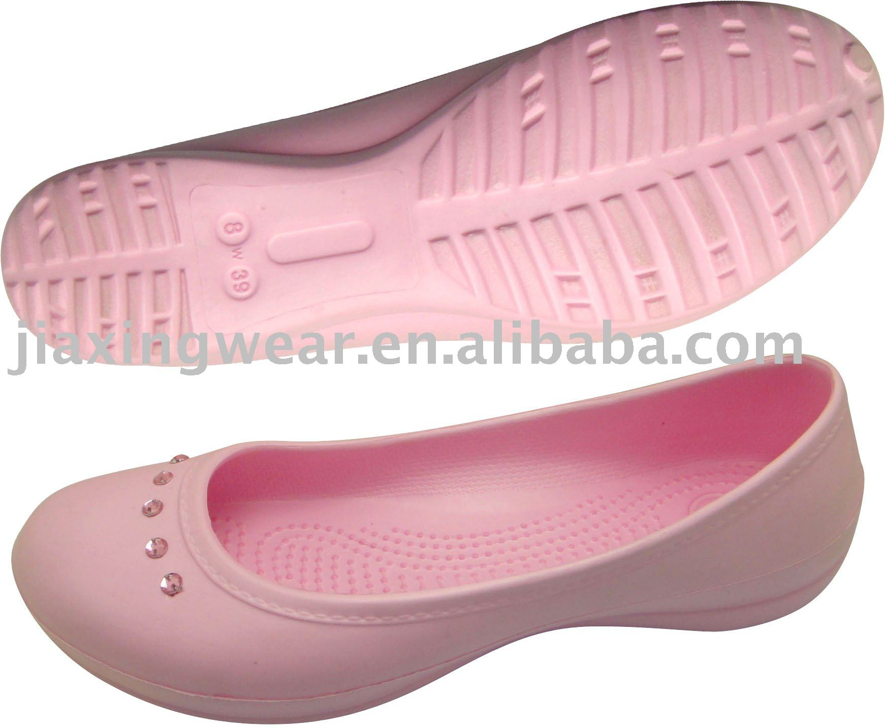 Selling well 2014 Hot selling ECO material ballet clog FACTORY DIRECT SALE