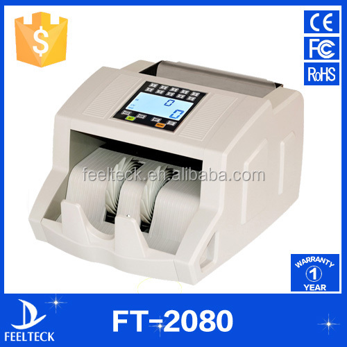 newest style professional albertson note counting machine