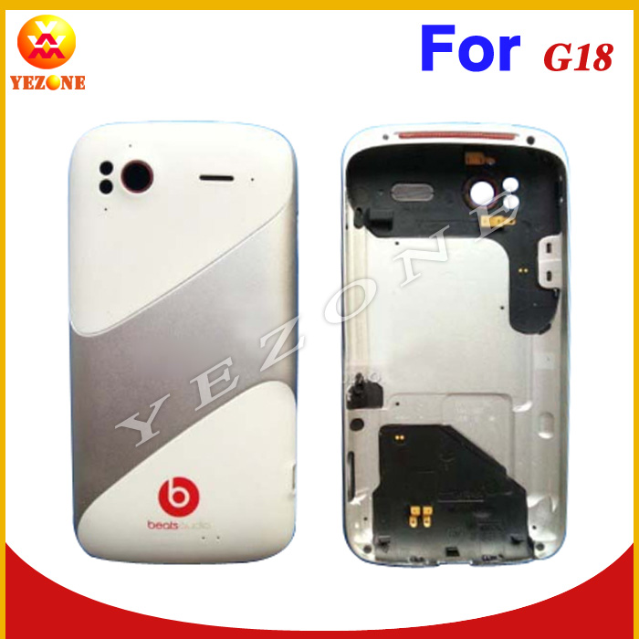 Original New For HTC Sensation XE Z715e G18 Housing Battery Back Door Cover Case Replacement