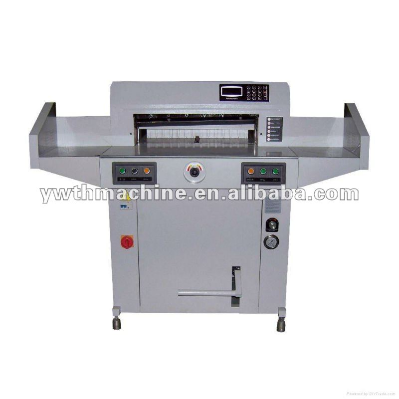 67cm Hydraulic Programmable Office Paper Guillotine Cutter