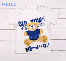 wholesale custom printing 100% cotton children's t shirt manufacturing companies