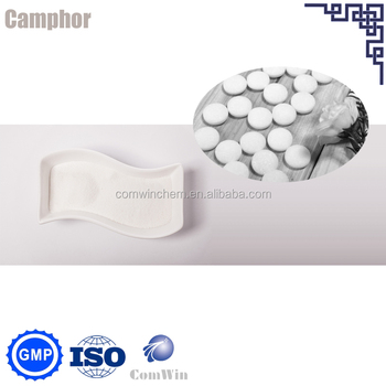 Camphor(synthetic) Cas 76-22-2 Pharmaceutical