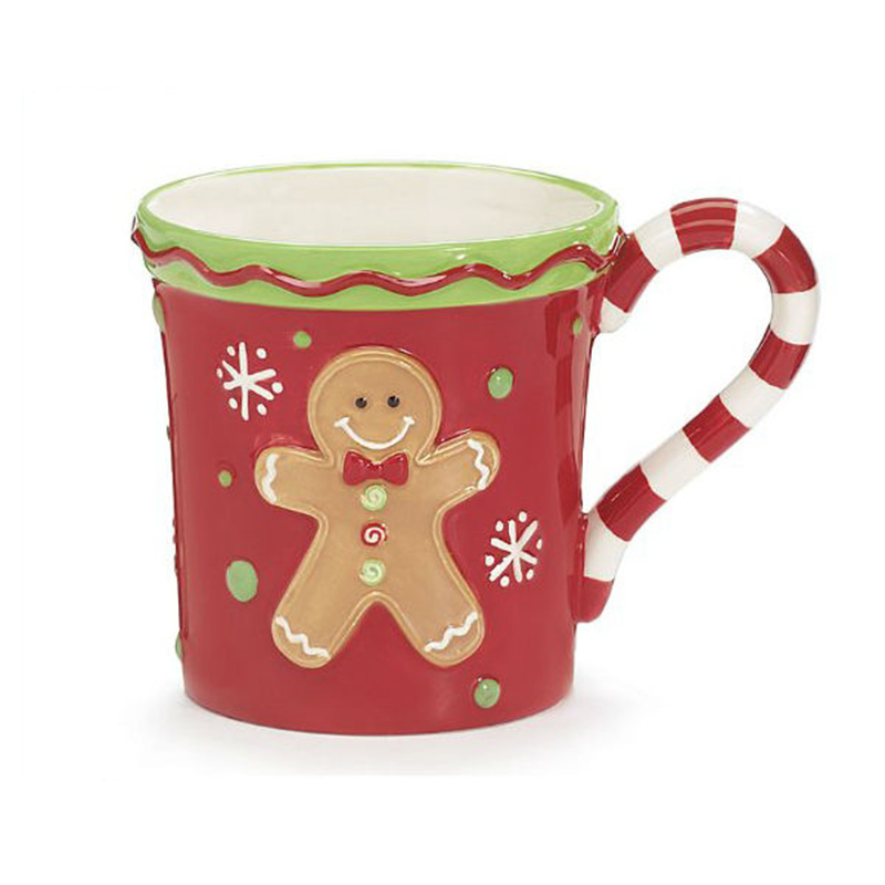 Christmas Coffee Mugs.Red Ceramic Gingerbread Man Christmas Coffee Mug Buy Ceramic Gingerbread Man Christmas Coffee Mug Ceramic Gingerbread Man Christmas Coffee