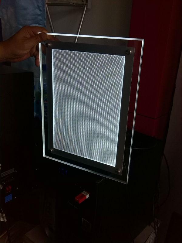 Acrylic Led Frame A1,Acrylic Led Backlight Frame