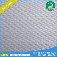 Professional White Alkali Resistant Polypropylene Air Filter Cloth