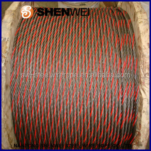 35x7 Non-rotating Steel Wire Ropes - Buy 35x7 Non-rotating Steel ...