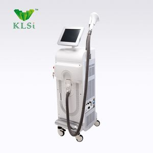 KLSi Turkey Fairs 808nm diode laser beauty expo hair removal machine
