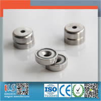 Buy Permanent magnets price uni pole radial ring magnet cock ring ...