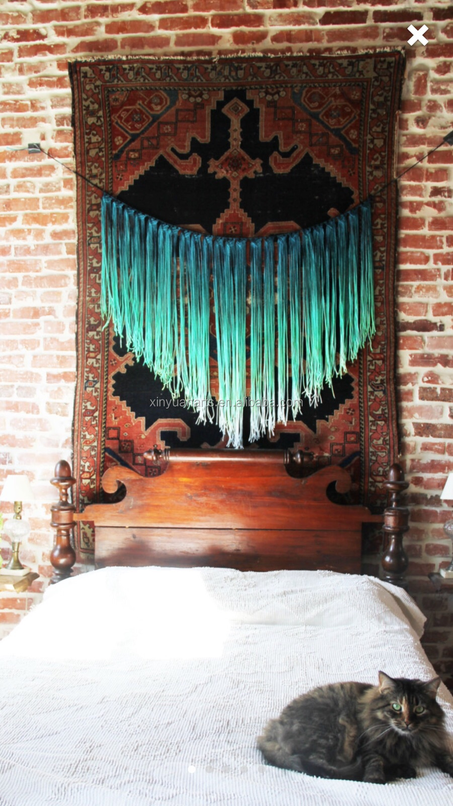 Home Decor Macrame Wall Hanging Tapestry