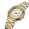 Women Fashion Geneva Designer Ladies Watch Luxury Brand Diamond Quartz Gold Wrist Watch