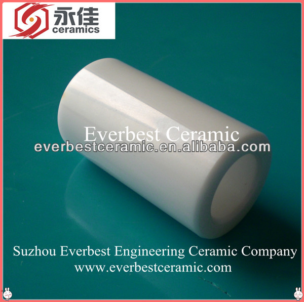 Machinable wear resistant Pump alumina Ceramic Piston