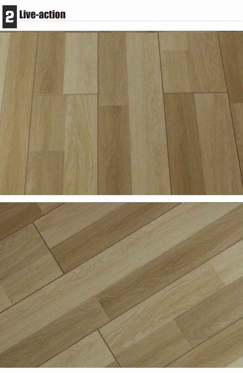 New Wood Laminate Flooring Manufacturer China