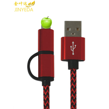 2018 hot 4 in 1 retractable usb data charging cable with multi usb port, phone charging for camera htc one x,etc