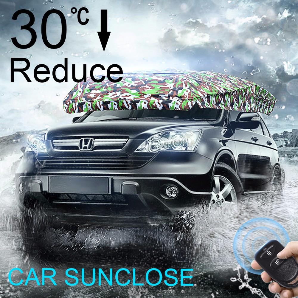 sunclose usine lectrique de voiture garage abri de si ge de protection pour camions remorque. Black Bedroom Furniture Sets. Home Design Ideas