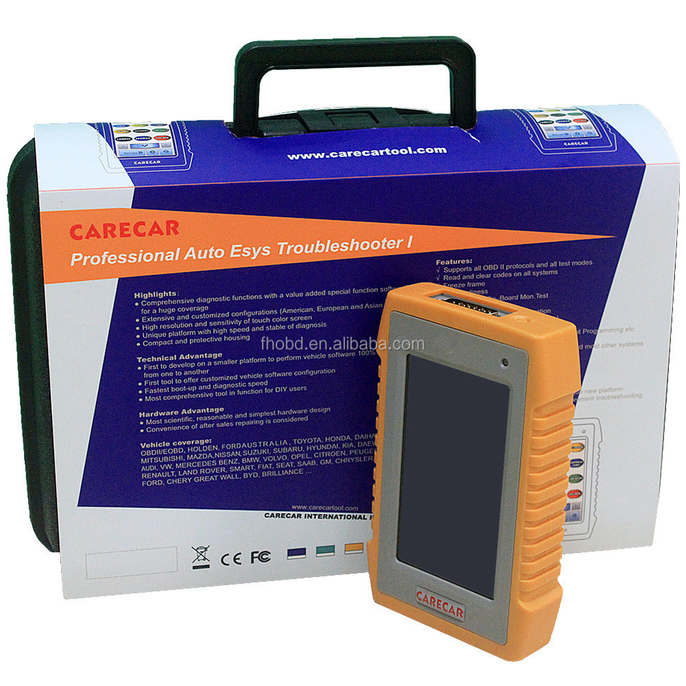 New Products Universal Care Car Ts760 Auto Diagnostic Tools With ...