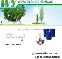 Worldyang 2-Propenoic Acid 3-(Dimethoxymethylsilyl)Propyl Ester;cas no 13732-00-8;colorless liquid