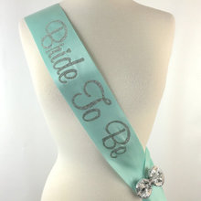 Bachelorette Party Supplies Bride To Be Sash/Hen Party kit Satin Bride To Be Sash