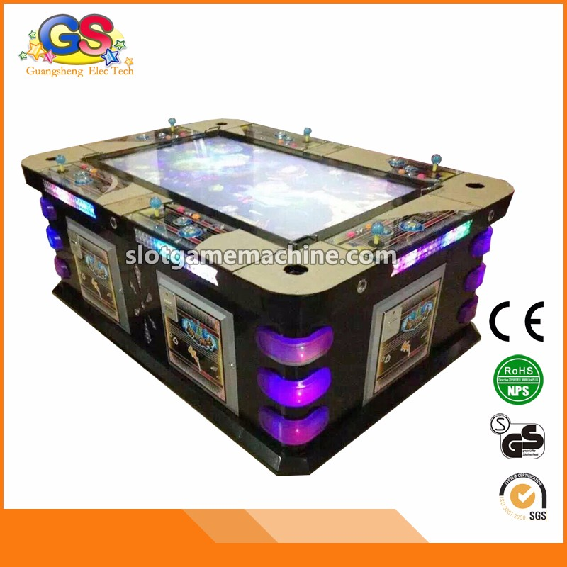 Casino Amusement High Profit Percentage Game Room Ocean King Ocean Monster Plus Fish Game Console Machine Cabinet Kit