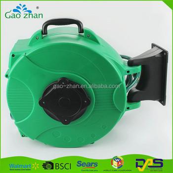 Gz 4014 Portable Garden Retractable Water Hose Reel Buy Water