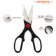 Multi-functional Kitchen scissors Perfect For Cutting Foods