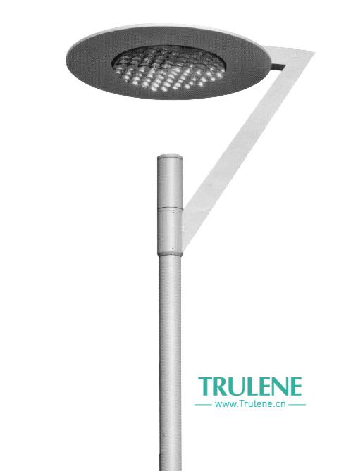 Modern Design 3.5m Iron Pole Street Light