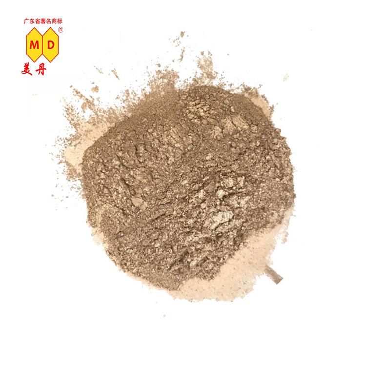 Meidan मीका धातु epoxy मंजिल वर्णक धातु कांस्य पाउडर 1500 जाल अकार्बनिक तांबा सोने के पाउडर के लिए अमीर सोने स्याही/पेंट