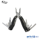 11 In 1 2CR13 Stainless Steel Components Mini Camping Multi Purpose Tool