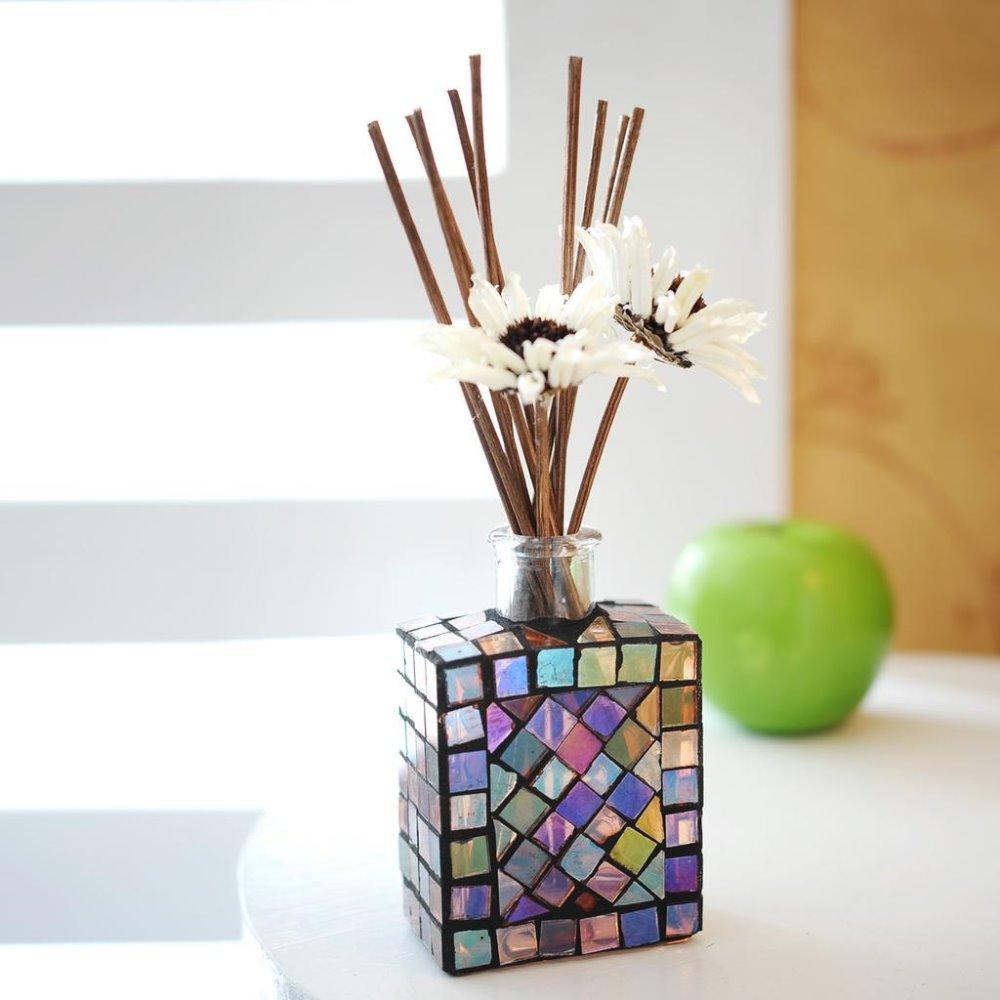 Interior design home fragrance gift set - Home Fragrance Room Fresher Rattan Reed Diffuser Gift Set For Promotion