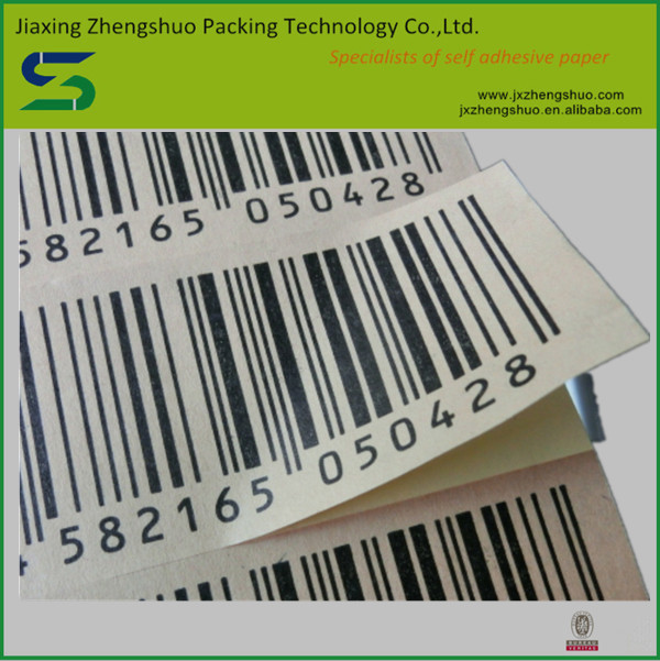 Wholesale Blank Adhesive Hs Code For Labels
