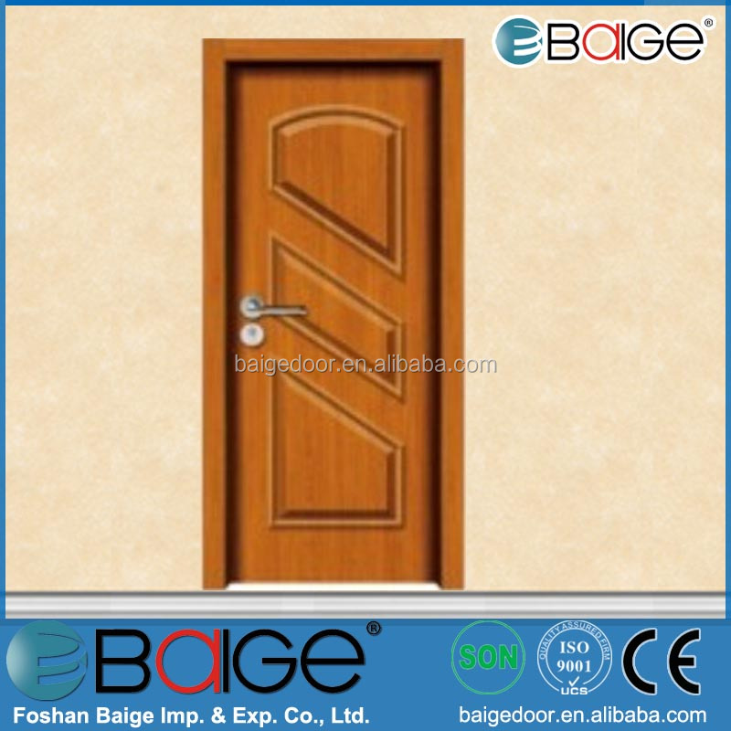 BG-W9339 unique veneer wooden flush doors