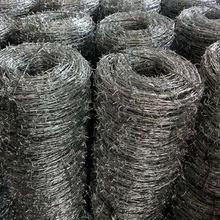 Chinese Supplier raw material barbed wire