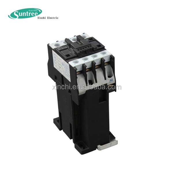 Different Types of Electrical Single Phase DC Coil Contactor with 3p,4p,220V,380V,415V,440V,660V, Has Approved IEC
