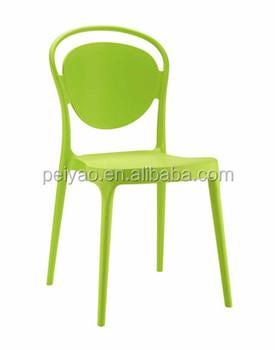 Moderne Designer Günstige Küche Kunststoff Stühle Für Restaurant