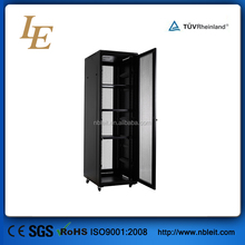 OEM service low price 19 inch rack data center with mesh door