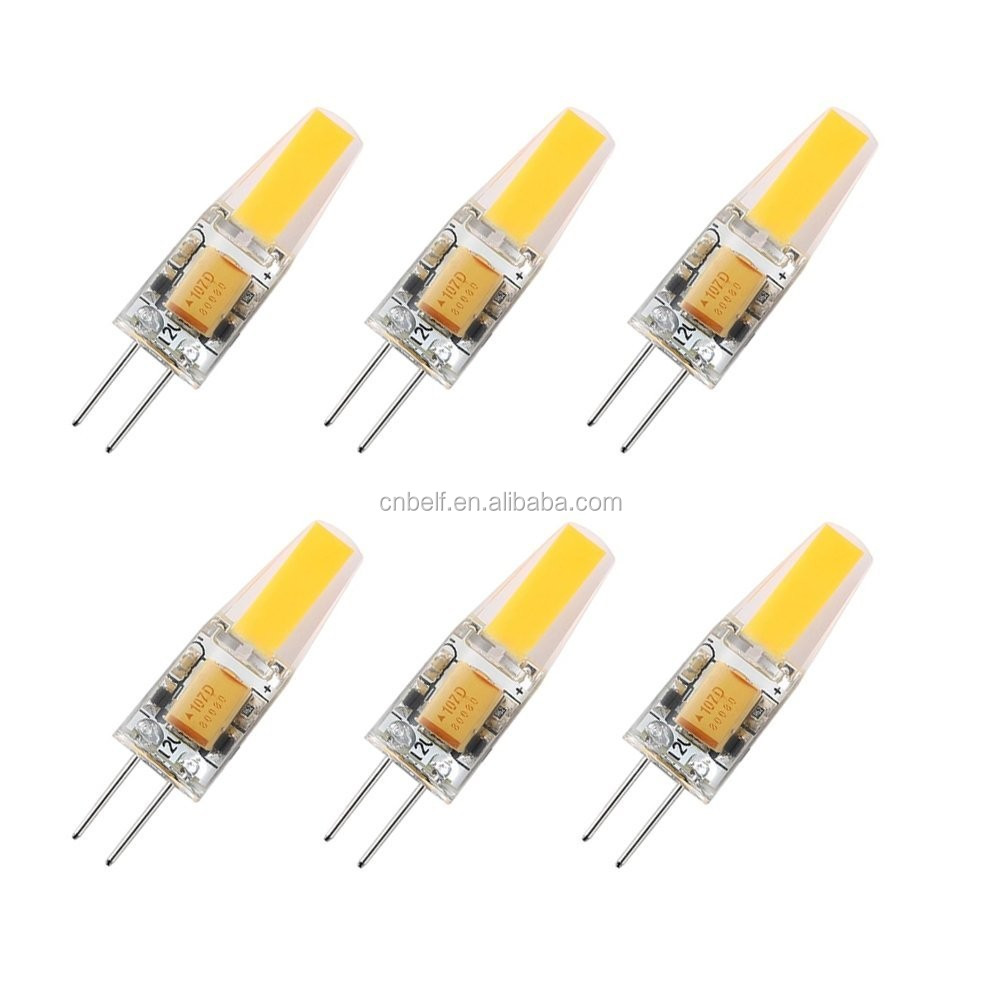 hot selling 360 degree beam angle g4 cob bulb led. Black Bedroom Furniture Sets. Home Design Ideas