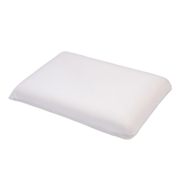 Aisleep Ventilated Cooling Gel Memory Foam Neck Pillow Hypoallergenic Thin and Flat Pillow
