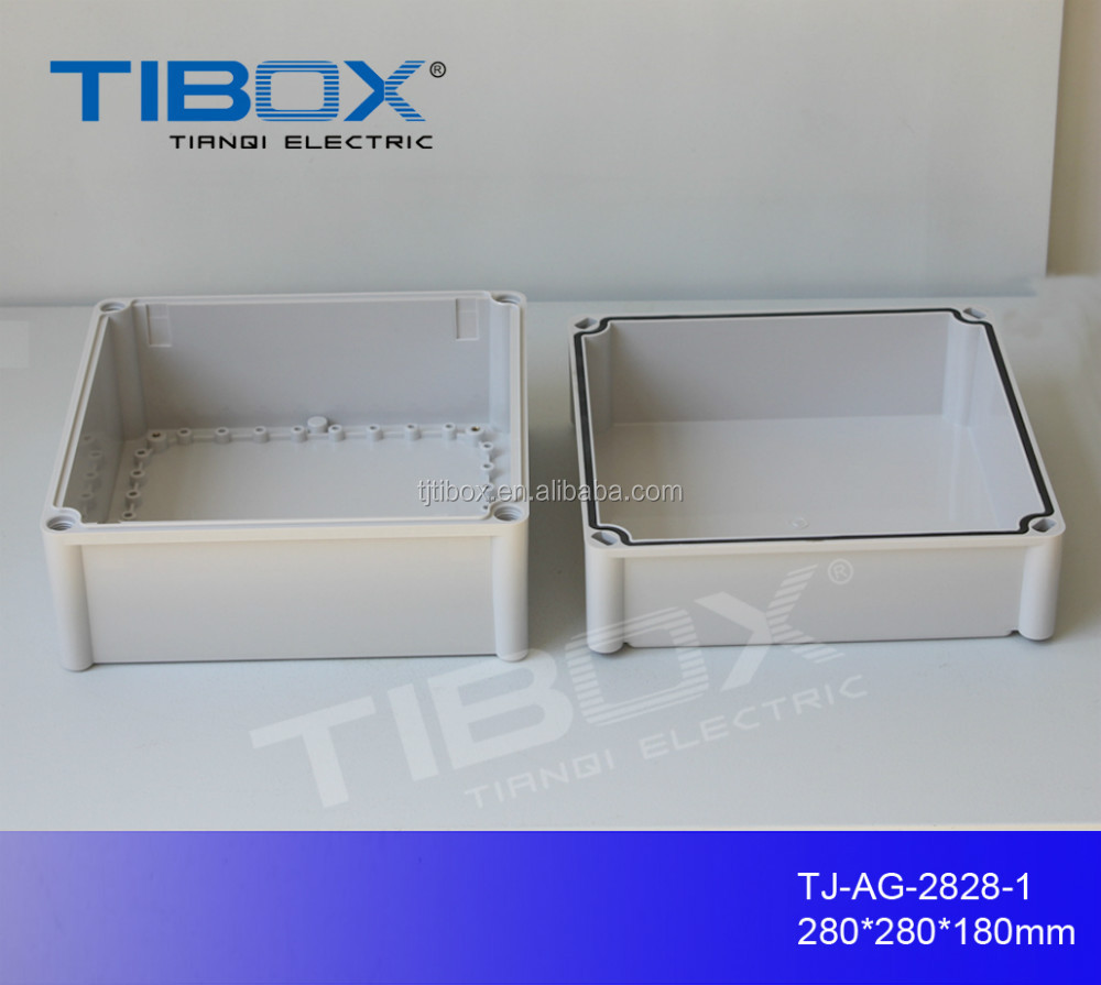 temperature sensor enclosure small plastic switch box for electrical industry