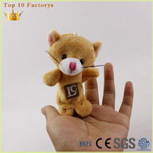 Hot selling Explosion cheapest bear toys images finger puppets india