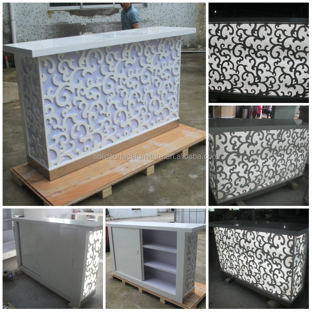 Factory Supply New Design High Quality Furniture Sushi Bar Counter