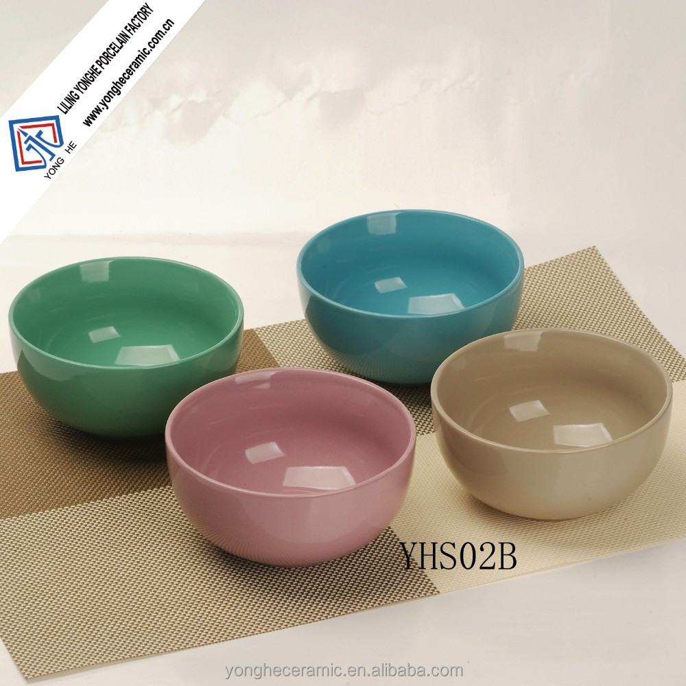 Ceramic Funny Cereal Bowls