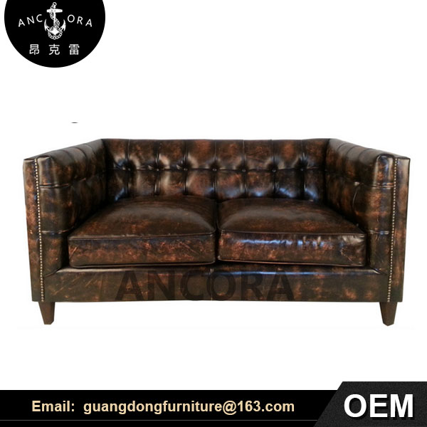 1 2 3 Savoy Complete Set Of Sofa In Brown Vintage Leather A132   Buy Savoy  Complete Set Of Sofa In Brown Vintage Leather,Designs Of Single Seater ...