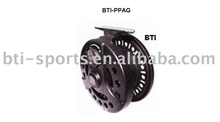 Alum die casting fly fishing reel 5-4