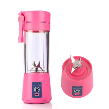 Competitive Price fruit extractor machine cup usb rechargeable juicer with low price |358