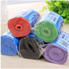 cheap biodegradable plastic recycled garbage bag on roll