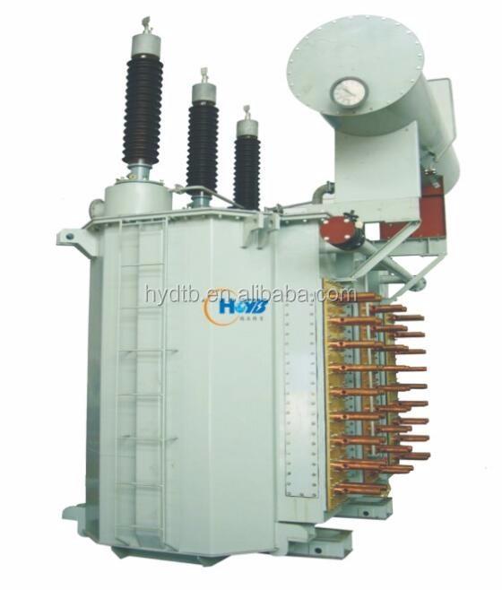 10000kva ~ 80000kva 35kv Arc Furnace Transformer With On Load Tap Changer  Special Transformer - Buy Arc Furnace Transformer,Special