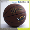 Hot selling 2016 sports basketball , rubber basketball size 7 , custom basketball ball